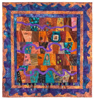 picture of way out west quilt